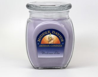 Candles:  Mackinaw Lilac