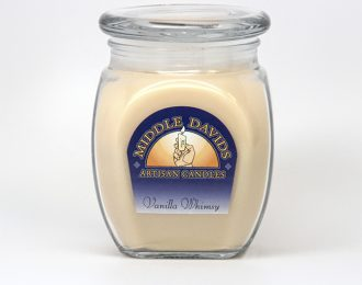 Candles:  Vanilla Whimsy
